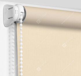 Рулонные шторы Мини - Респект блэкаут светло-бежевый