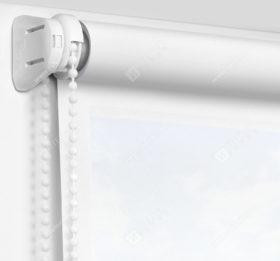 Рулонные шторы Мини - Куба белый